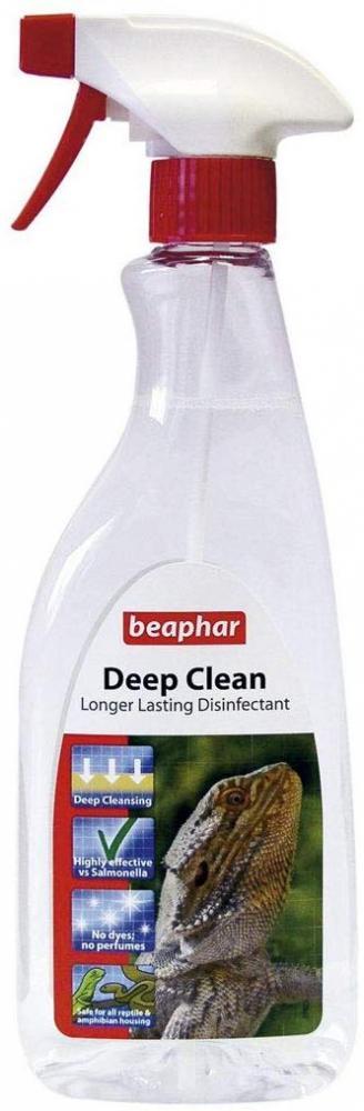 Beaphar Deep Clean Disinfectant For Reptiles 500 ml