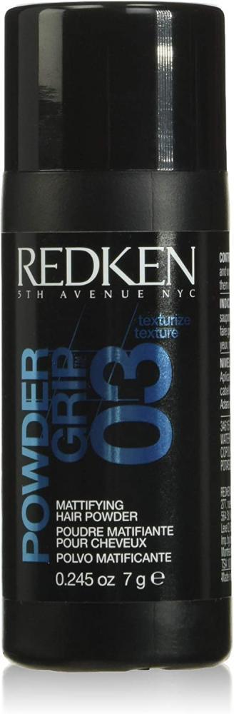 Redken 03 Style Connection Powder Grip Mattifying Hair Powder 7 g