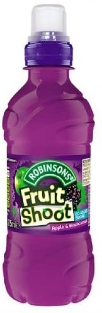 Robinsons Fruit Shoot Blackcurrant and Apple No Added Sugar 200 ml