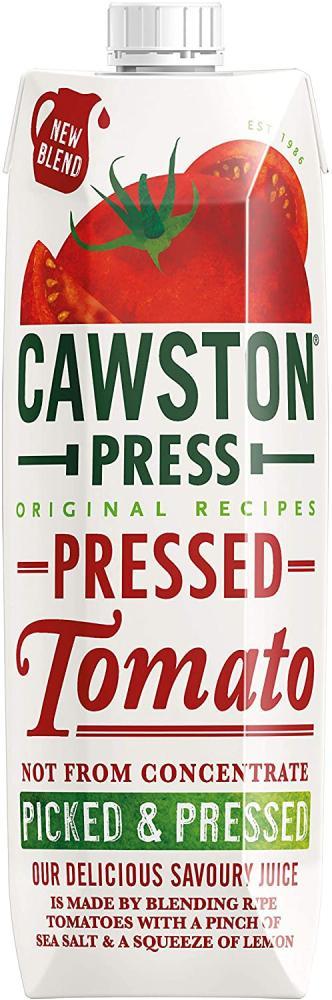 Cawston Press Pressed Tomato Juice 1 Litre
