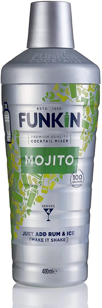SALE  Funkin Mojito Cocktail Shaker Mixer 400ml