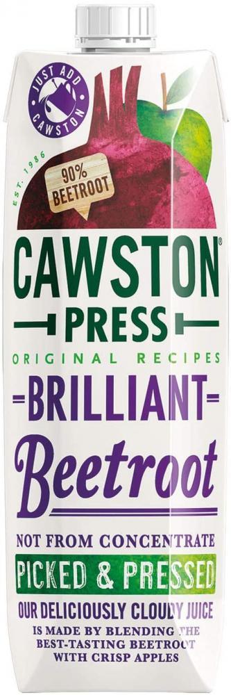Cawston Press Brilliant Beetroot Pressed Juice 1L
