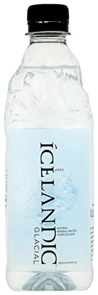 Icelandic Glacial Water Natural Mineral Water 500ml