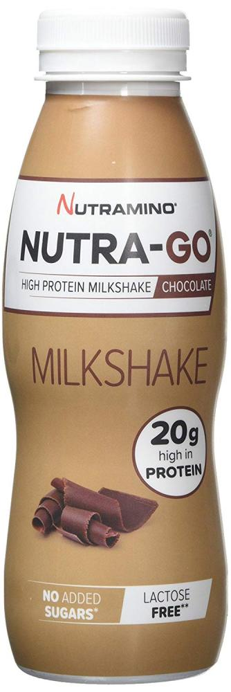 Nutramino Nutra-Go Milkshake Chocolate 330 ml