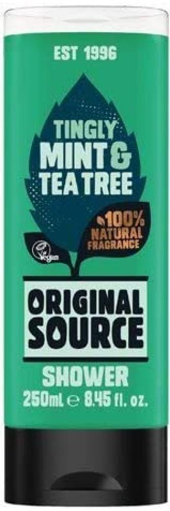 Original Source Shower Gel Tingly Mint and Tea Tree 250ml