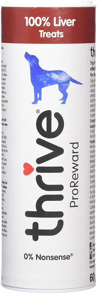 Thrive ProReward 100 Liver Treats for Dogs 60g