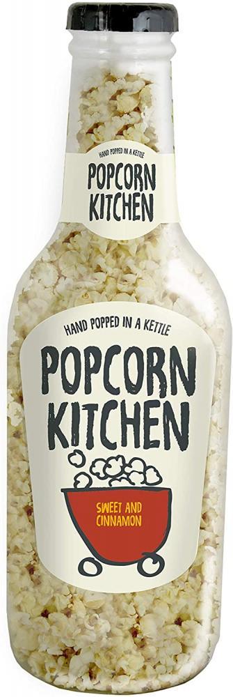 SALE  Popcorn Kitchen Giant Sweet And Cinnamon Moneybox Bottle 550 g