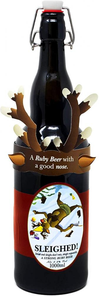 Totally Sleighed Strong Ruby Ale 1 Litre