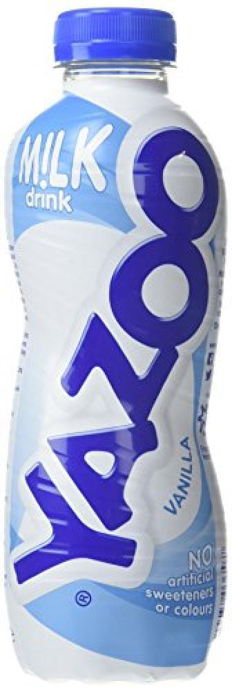 Yazoo Vanilla Milk Drink 400 ml