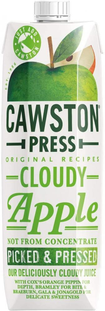 Cawston Press Cloudy Apple Pressed Juice 1L