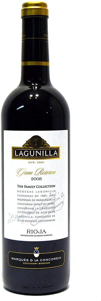 Lagunilla Rioja Gran Reserva 2008 75cl