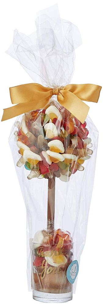 Sweet Trees Sweet Tree by Browns Haribo Personalised Sweet Tree Thank You 25 cm