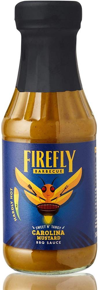 Firefly South Carolina Mustard BBQ Sauce 250ml