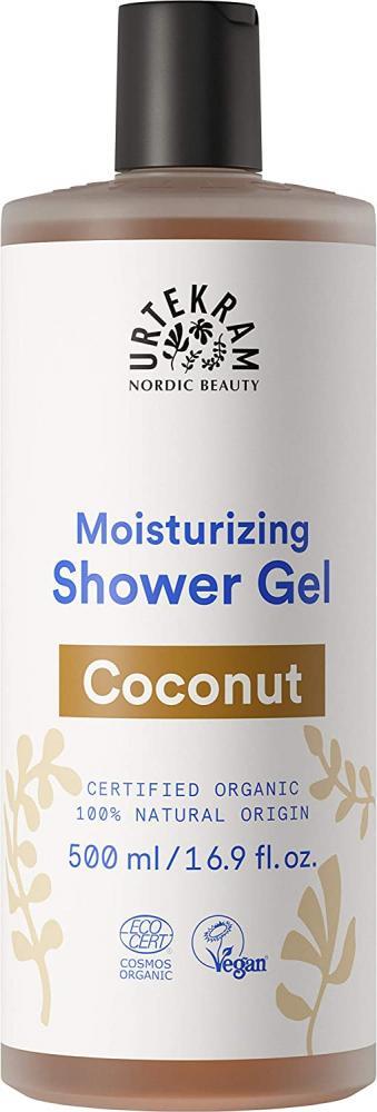 SALE  Urtekram Coconut Hydrating Shower Gel Organic 500ml
