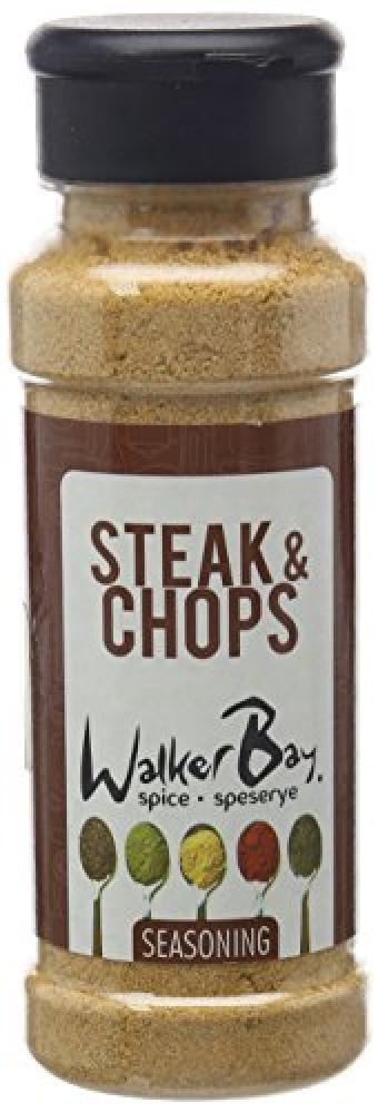 Walker Bay Steak and Chops Spice Seasoning Shakers 120 g