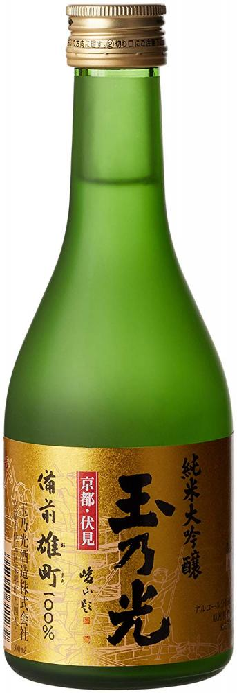 JFC Tamanohikari Junmai Daiginjo Sake 300ml | Approved Food