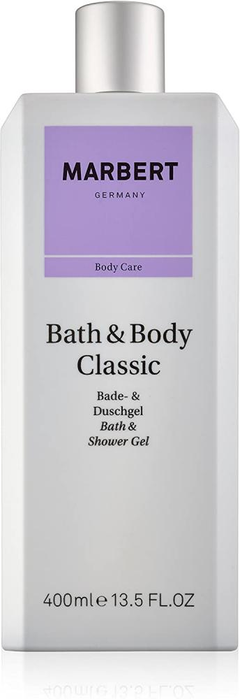 Marbert Bath and Body Classic Bath and Shower Gel 400ml