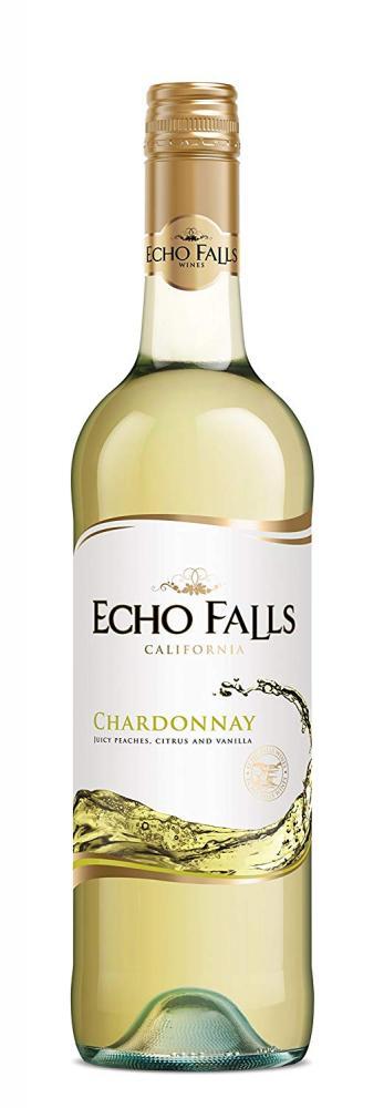 Echo Falls Chardonnay Wine 75cl