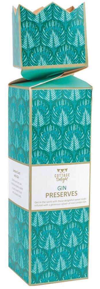 Cottage Delight Gin Preserves