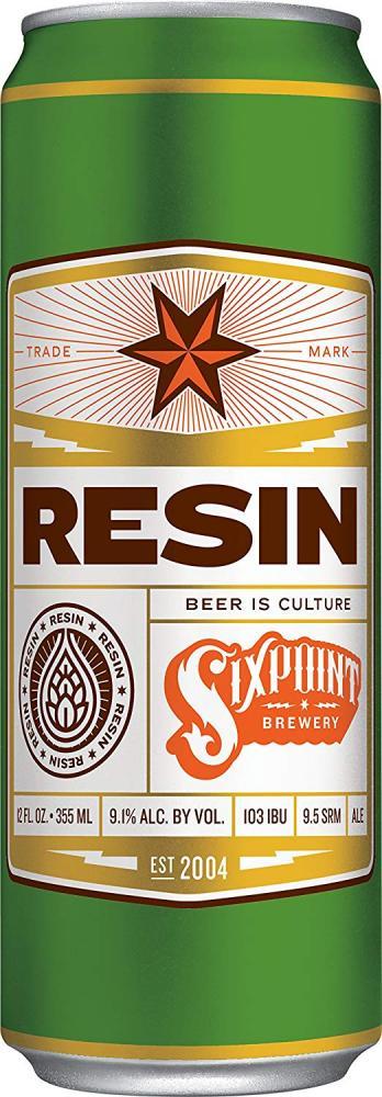 Sixpoint Resin IPA 355ml