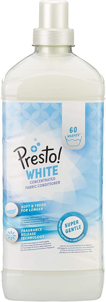 Presto Fabric Softener White 1.5 L