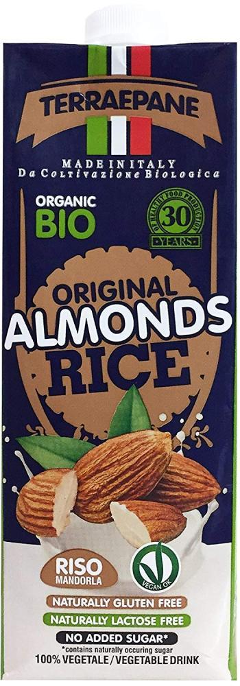 Terraepane Original Almond Rice Drink 1L