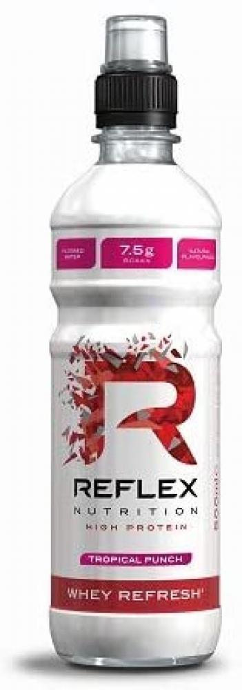 Reflex Nutrition Whey Refresh Tropical Punch 500ml