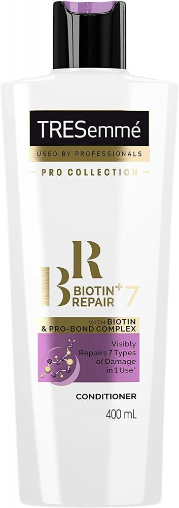 Tresemme Smooth Hydrating And Moisturising Biotin Conditioner 400ml