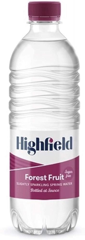 Highfield Forest Fruit Sparkling Water 330ml