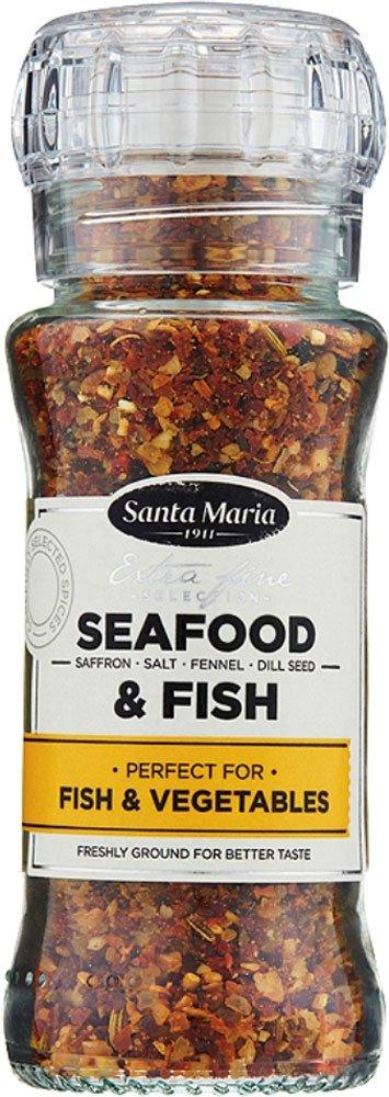 Santa Maria Seafood and Fish Grinder 90g