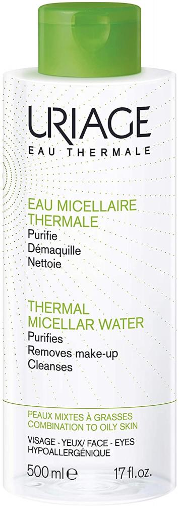 Uriage Thermal Micellar Water For Combination and Oily Skin 500 ml