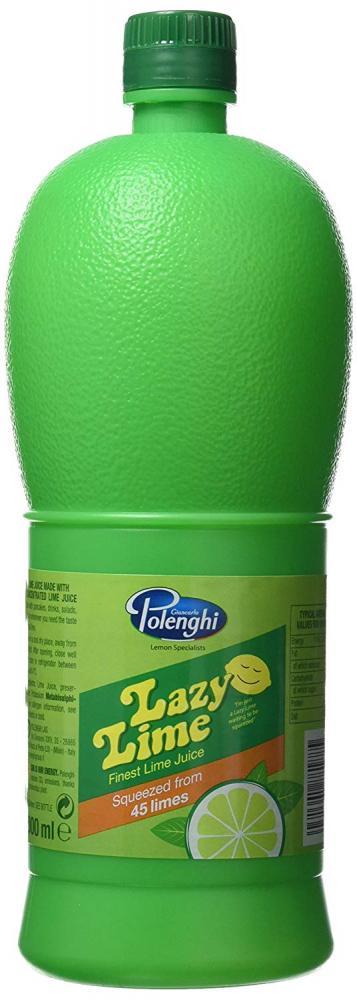 Polenghi Lazy Lime Juice 1L