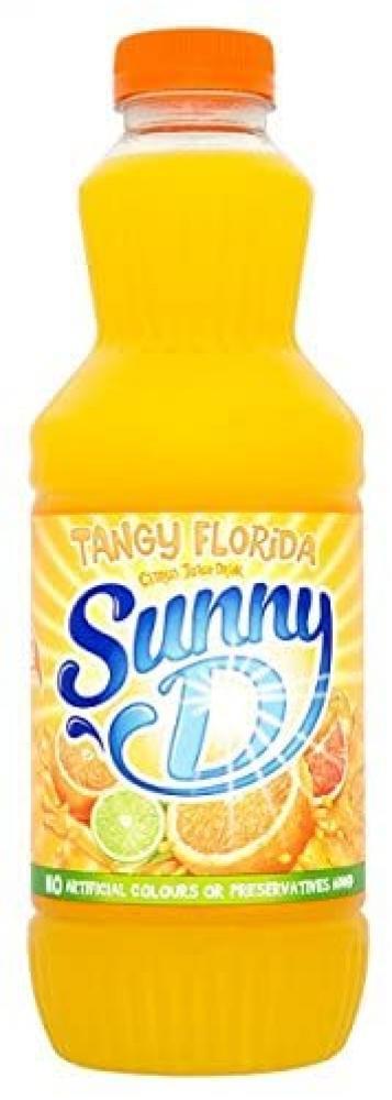 Sunny D Tangy Florida Citrus Fusion 1 Litre