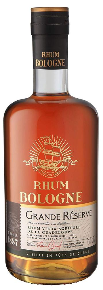 Rhum Bologne Grande Reserve 0.7 L