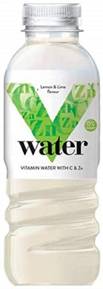 V Water Lemon And Lime Vitamin Water 500ml