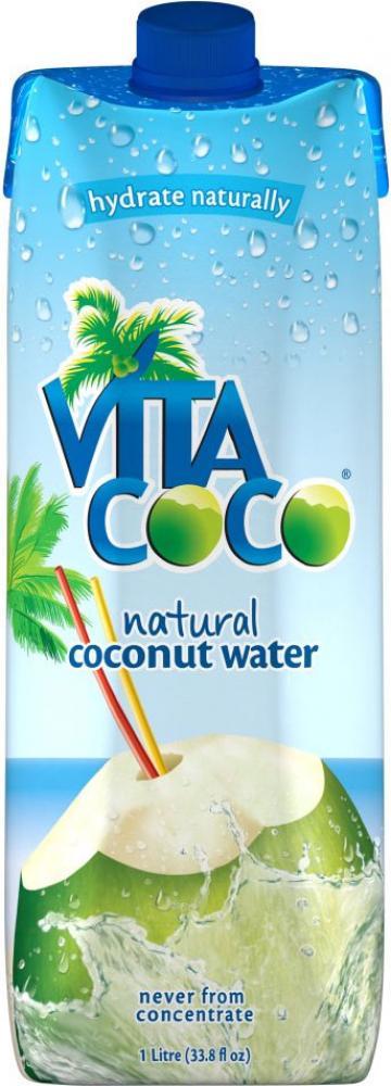 Vita coco Natural Coconut Water 1 Litre