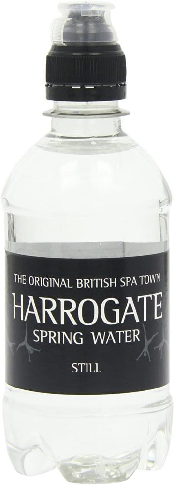 25 UNDER 25  Harrogate Still Spring Water 330ml