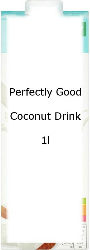 Perfectly Good Coconut Drink 1l