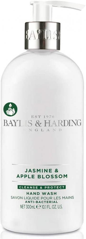 Baylis and Harding Jasmine and Apple Blossom Anti Bacterial Hand Wash 300ml