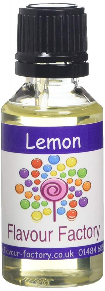 Flavour Factory Lemon Extra Strong Concentrate 28.5ml