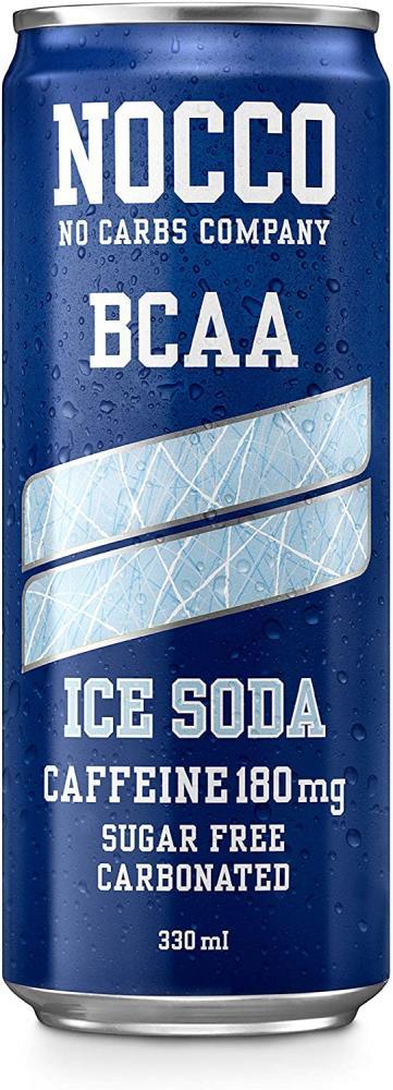 Nocco BCAA Ice Soda 330ml
