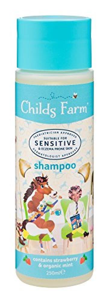 Childs Farm Shampoo Strawberry and Organic Mint 250 ml