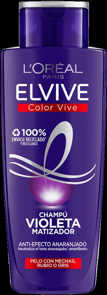 Loreal Paris Elvive Color-Vive Purple Shampoo 200 ml