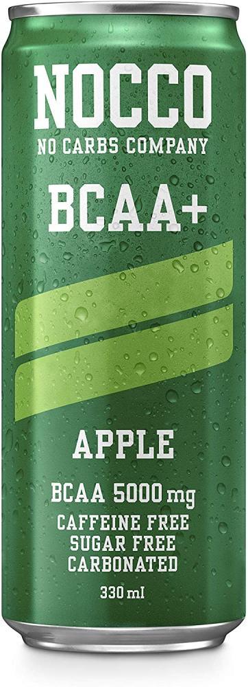 Nocco BCAA Apple Energy Drink 330ml