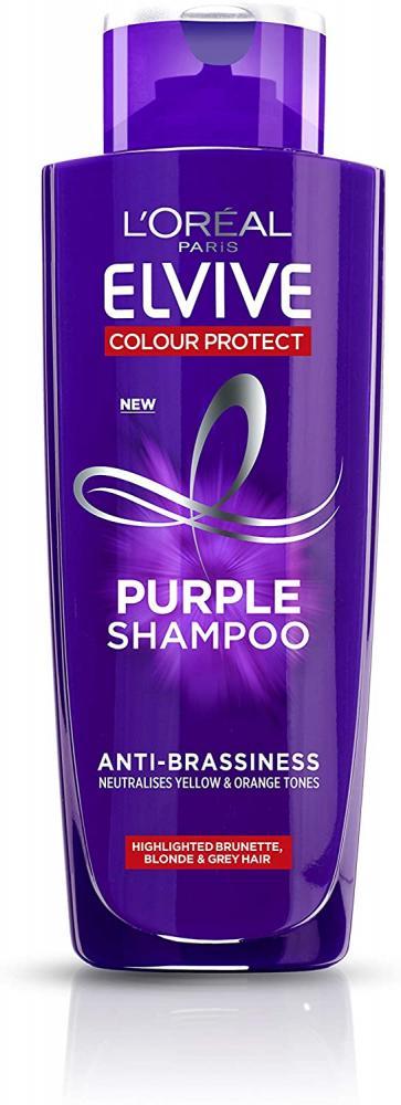 Loreal Elvive Colour Protect Anti-Brassiness Purple Shampoo 200 ml