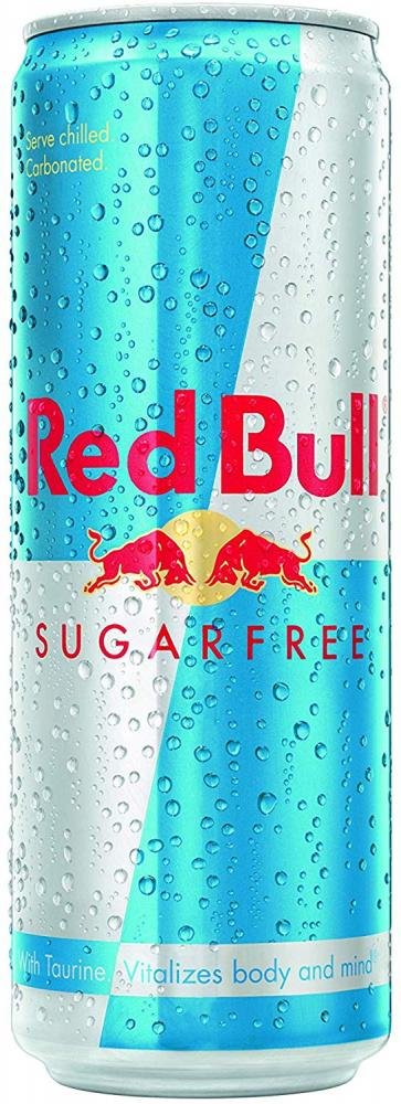 Red Bull Sugar Free 473ml