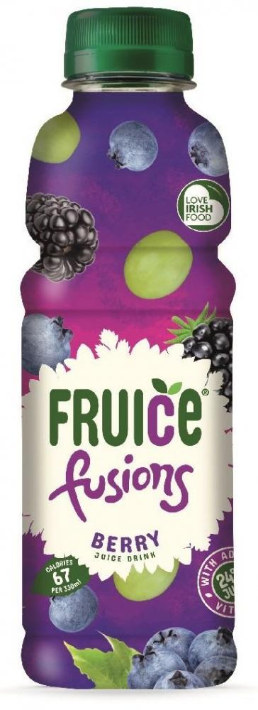 Fruice Fusions Berry Juice Drink 330ml