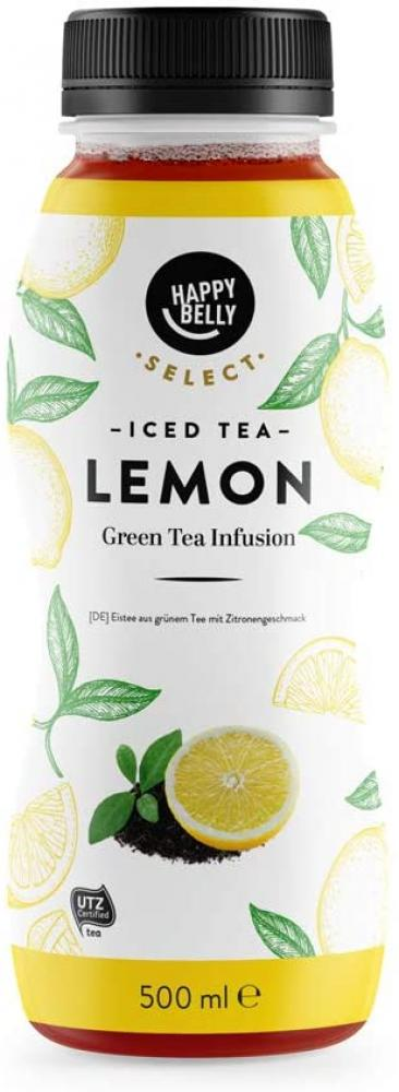Happy Belly Select Iced Tea Green Tea 500 ml