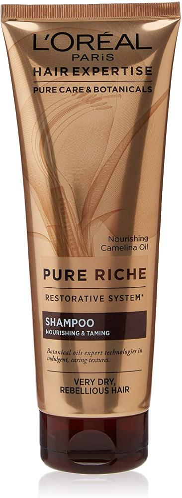 Loreal Hair Expertise UltraRiche Replenishing and Taming Shampoo 250ml