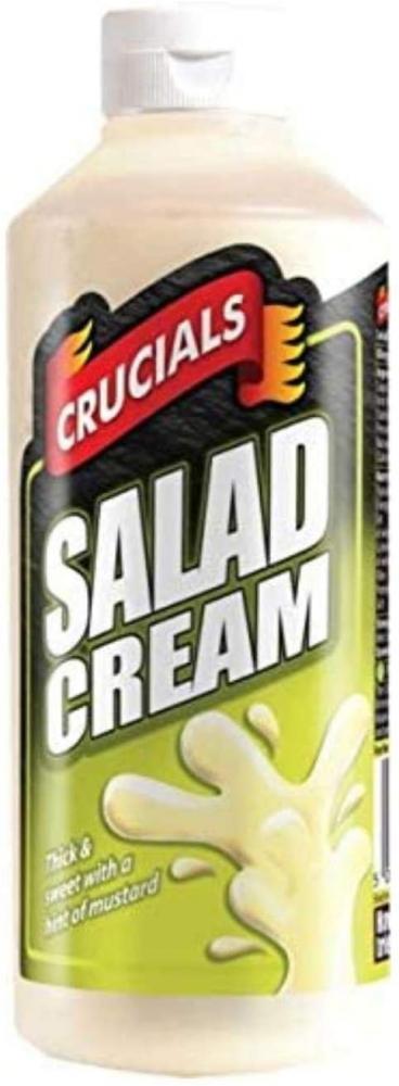 Crucials Salad Cream 500ml